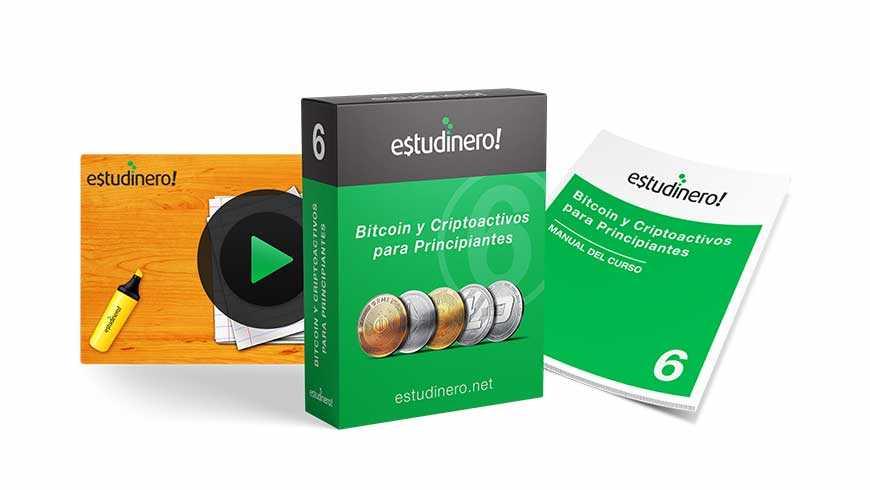 Bitcoin y criptoactivos para principiantes